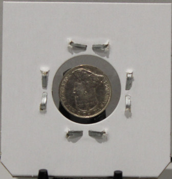 1904 5- CENT SILVER - UNGRADED - AS PICTURED