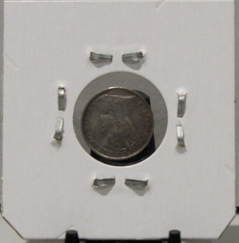 1903 5- CENT SILVER - H - SMALL H - UNGRADED - AS PICTURED