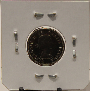1964 CANADIAN FIVE-CENT - UNGRADED - AS PICTURED