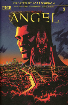 ANGEL #2 ADAM GORHAM LIMITED VARIANT COVER D