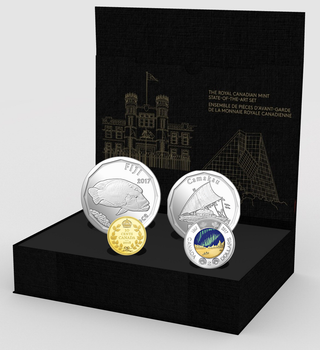 SALE - 2018 THE ROYAL CANADIAN MINT STATE-OF-THE-ART SET