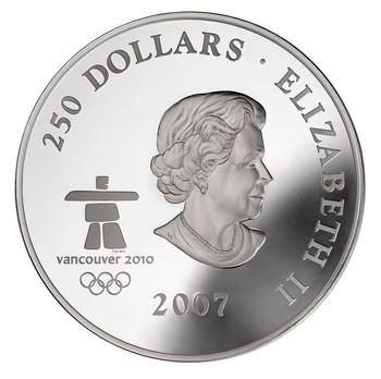最早的奥林匹克精美银基洛加拿大早期数量出售