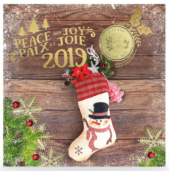 2019 HOLIDAY GIFT SET WITH SPECIAL EDITION LOONIE