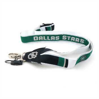 DALLAS STARS NHL HOCKEY LANYARD - WOVEN