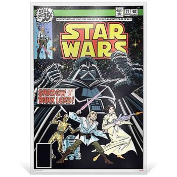 Star Wars Comics: #21 - 35g Premium Silver Foil