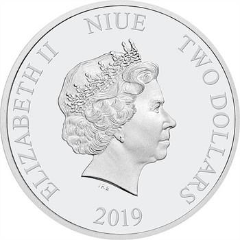 Disney: Minnie Mouse - 1oz Silver Coin
