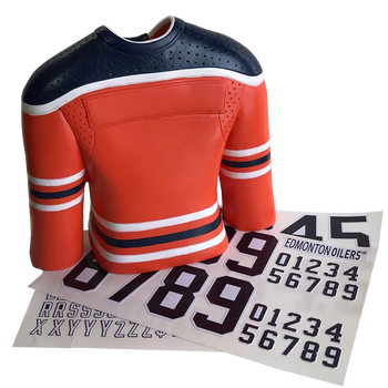 Edmonton Oilers - NHL MiiJersey Mini Jersey Collectible