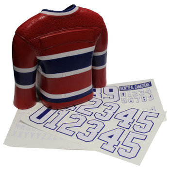 Montreal Canadiens - NHL MiiJersey Mini Jersey Collectible