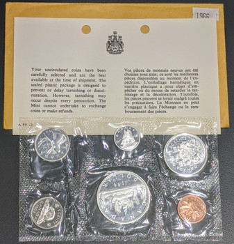 1966 UNCIRCULATED PROOF-LIKE SET