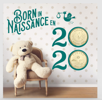 2020 6-COIN BABY GIFT SET