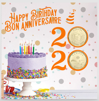 2020 6-COIN BIRTHDAY GIFT SET