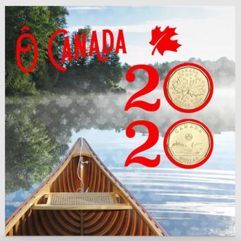 2020 6-COIN O CANADA GIFT SET
