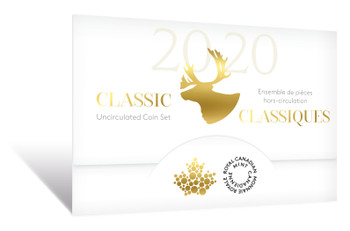 2020 CLASSIC CANADIAN UNCIRCULATED SET