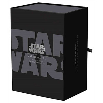 Star Wars - Darth Vader™ 150g Silver Miniature