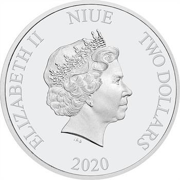 正义联盟周年奇迹妇女盎司银币