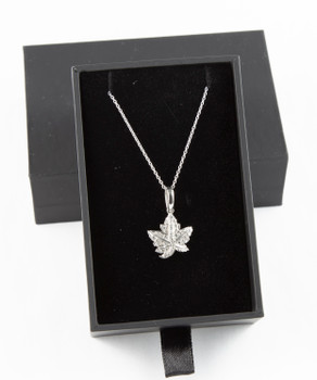 2020 $30 FINE SILVER COIN CANADIAN MAPLE LEAF BROOCH LEGACY