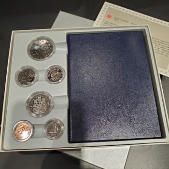 1984 6-COIN SPECIMEN SET