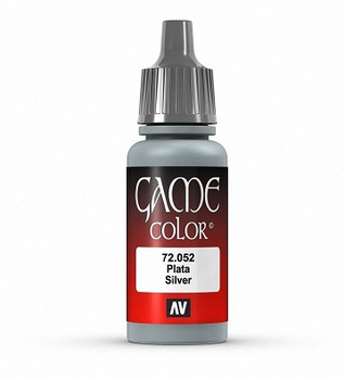 GAME COLOR SILVER (17ML)
