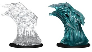 D&D UNPAINTED MINIS WATER ELEMENTAL