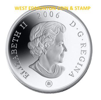 SALE - 2006 $50 5OZ. FINE SILVER COIN - FOUR SEASONS