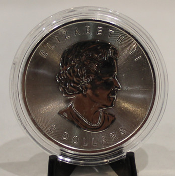 2016 3/4 oz. SILVER COIN HOWLING WOLVES