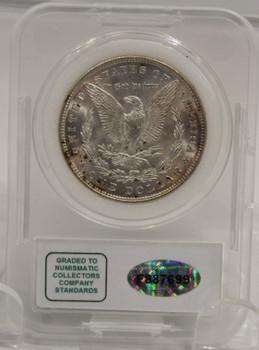 1885 MORGAN SILVER DOLLAR MS-67