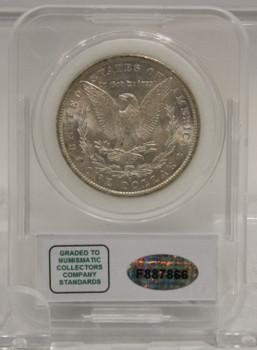 1885 O MORGAN SILVER DOLLAR NCC MS-67
