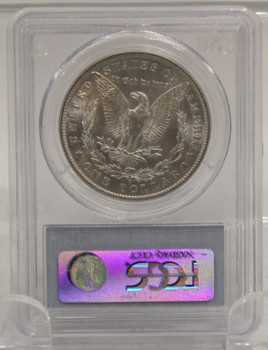 1884 O MORGAN SILVER DOLLAR PCGS MS-64