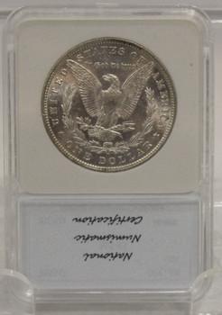 1880 O MORGAN SILVER DOLLAR MS-63