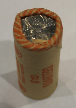 1978 25-CENT ROLL
