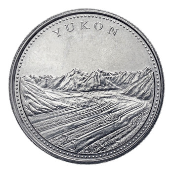 1992 YUKON 25-CENT ROLL