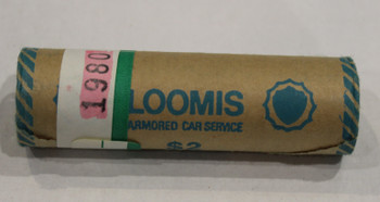 1980 5-CENT ROLL