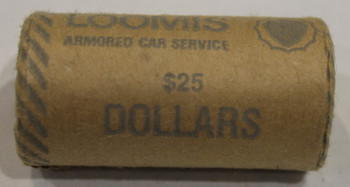 1987 1-DOLLAR ROLL (BROWN PAPER)