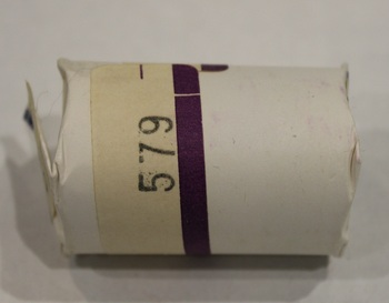 1969 50-CENT ROLL