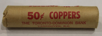 1968 1-CENT ROLL