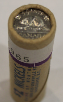 1965 5-CENT ROLL