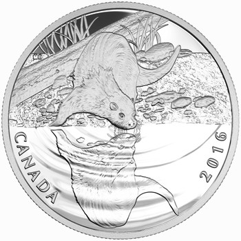 2016 $10 FINE SILVER 3-COIN SET REFLECTIONS OF WILDLIFE