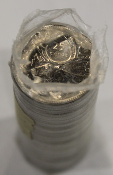 1990 25-CENT ROLL