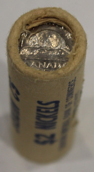 1970 5-CENT ROLL