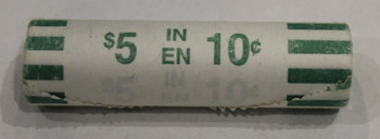 2004 NEW EFFIGY 10-CENT ROLL