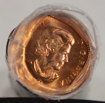 2012 MAGNETIC 1-CENT ROLL