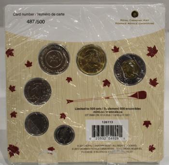 2013 ANA SPECIAL EDITION COIN SET - CHICAGO TOKEN