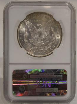 1898 MORGAN SILVER DOLLAR MS-65
