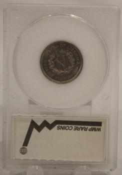 1883 LIBERTY NICKEL 5-CENT MS-63