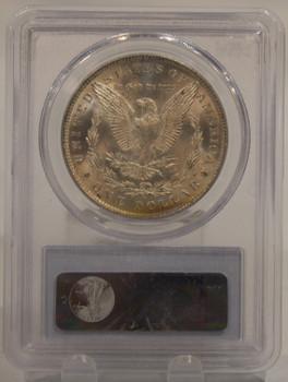 1883 O MORGAN SILVER DOLLAR MS-64+