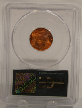 1995 DOUBLE DIE 1-CENT MS-67RD