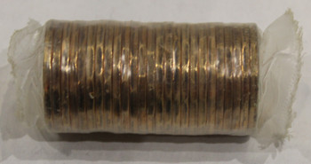 2008 LUCKY LOONIE 1-DOLLAR ROLL