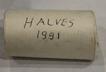 1991 50-CENT ROLL