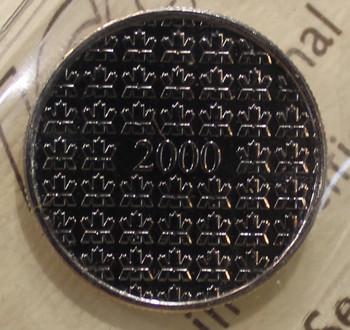 2000 CIRCULATION MEDALLION - MS 63