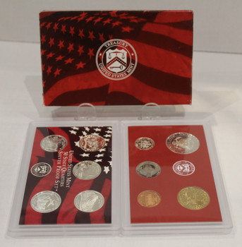 2006 UNITED STATES MINT SILVER PROOF SET